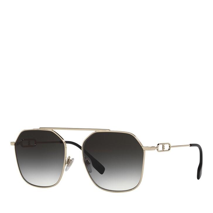 Sonnenbrille, Burberry, 0BE3124 LIGHT GOLD