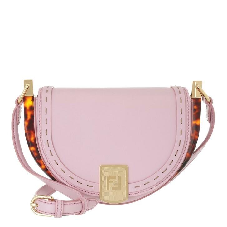 bags, Fendi, Moonlight Crossbody Bag Gold