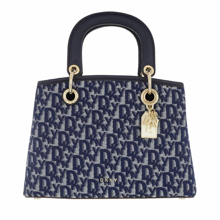 Handtasche, DKNY, Tonny Small Satchel Navy