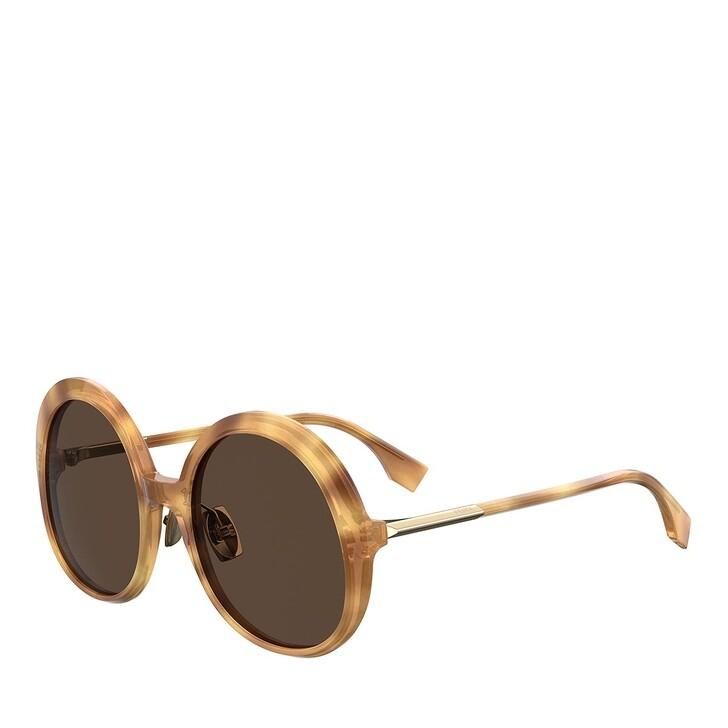 Sonnenbrille, Fendi, FF 0430/S HAVANA HONEY
