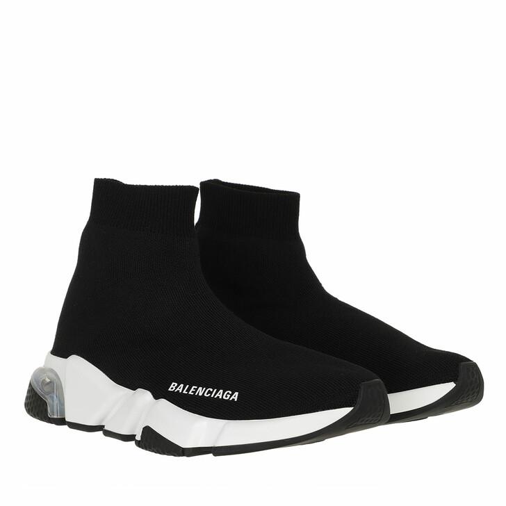 Schuh, Balenciaga, Speed Sneakers Clearsole Black