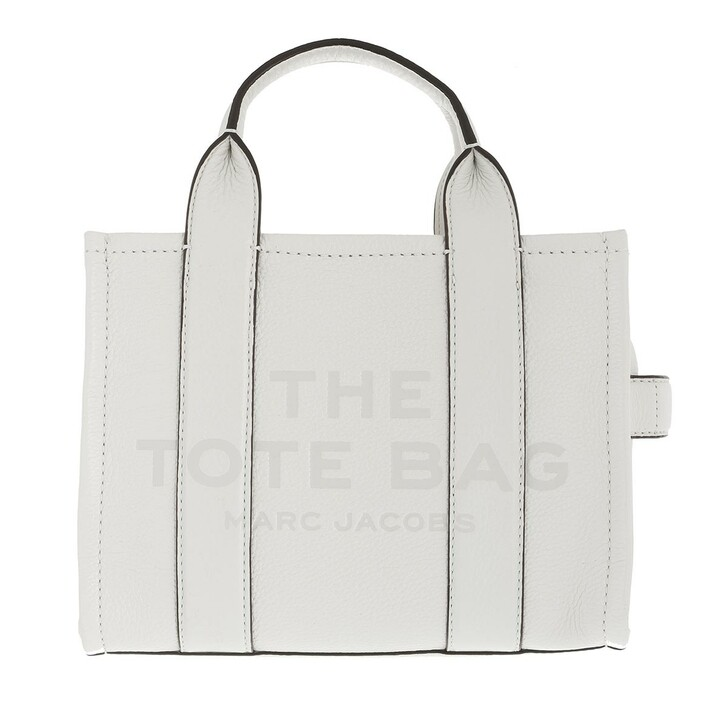 bags, Marc Jacobs, The Leather Mini Tote Bag Cotton