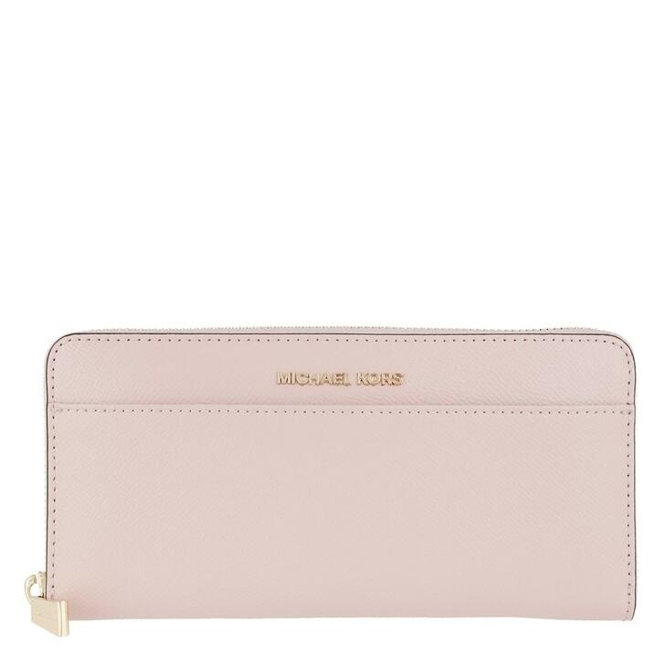 Geldbörse, MICHAEL Michael Kors, Pocket Za  Soft Pink