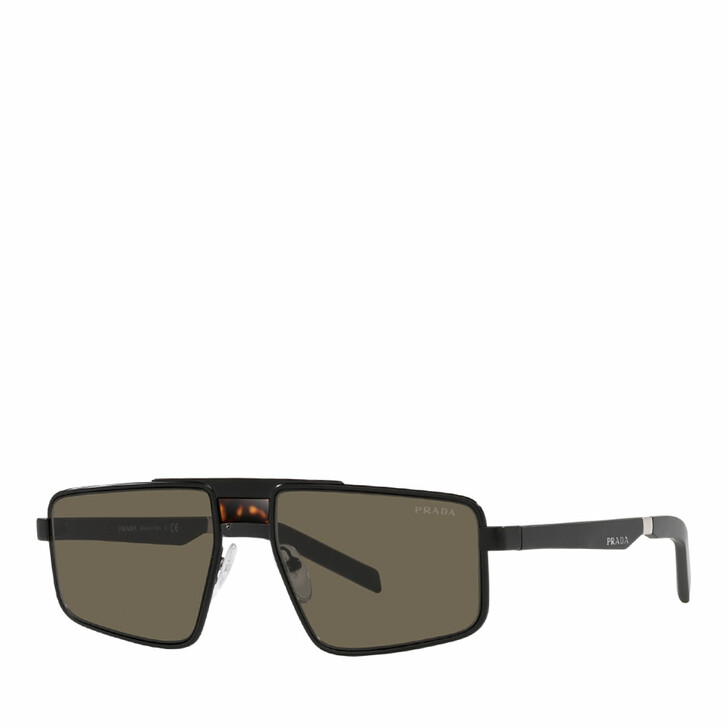 sunglasses, Prada, 0PR 61WS MATTE BLACK