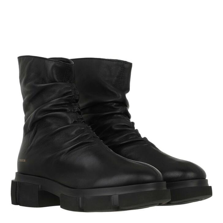 shoes, Copenhagen, CPH552 Boot Leather Black