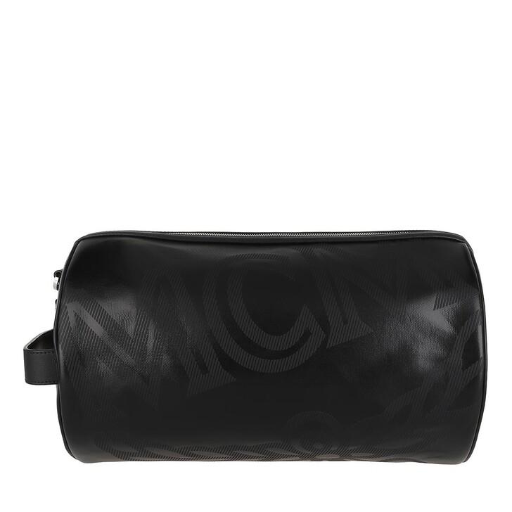 Handtasche, MCM, Tivitat Crossbody Large Black