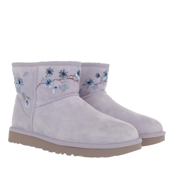 Schuh, UGG, Classic Mini Blossom June Gloom