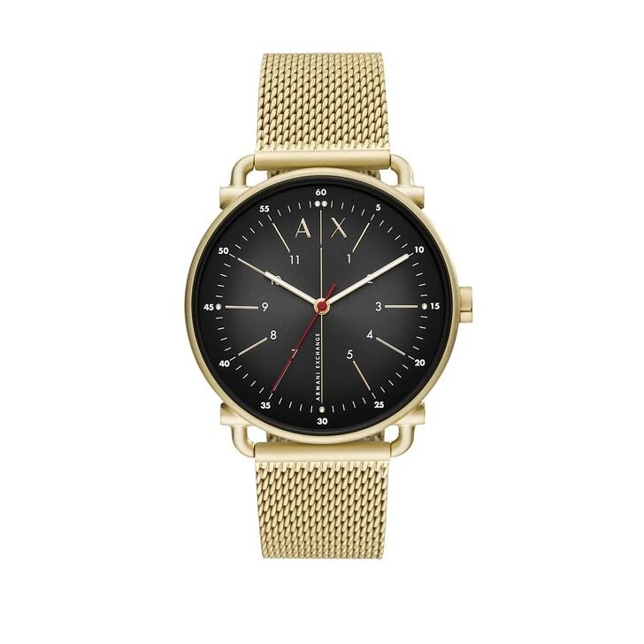 Uhr, Armani Exchange, Men Rocco Smart Watch Gold