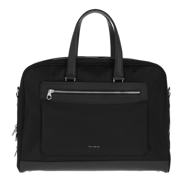 """bags, Samsonite, Zalia 15,6"""" Laptop Balhandle Bag Black"""