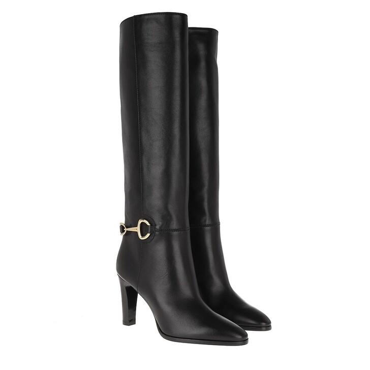 Schuh, Celine, Claude Boots Calfskin Black