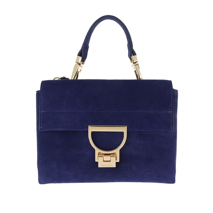 bags, Coccinelle, Arlettis Suede Curacao