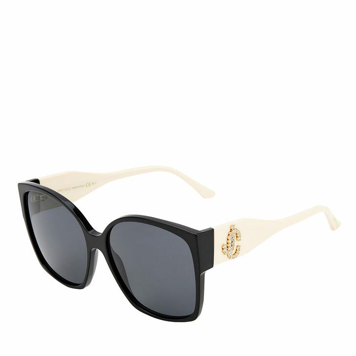 Sonnenbrille, Jimmy Choo, NOEMI/S Black/Ivory
