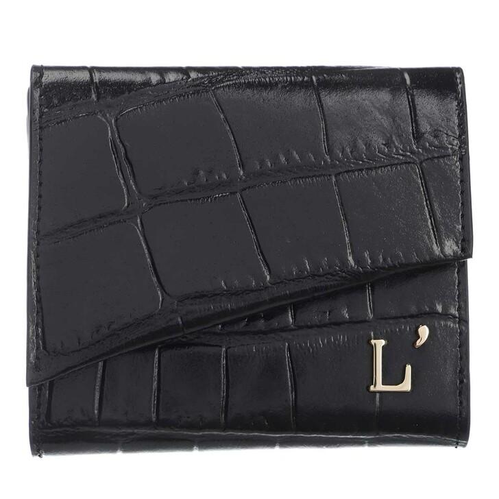 Geldbörse, L´Autre Chose, French Kokko Bag Black