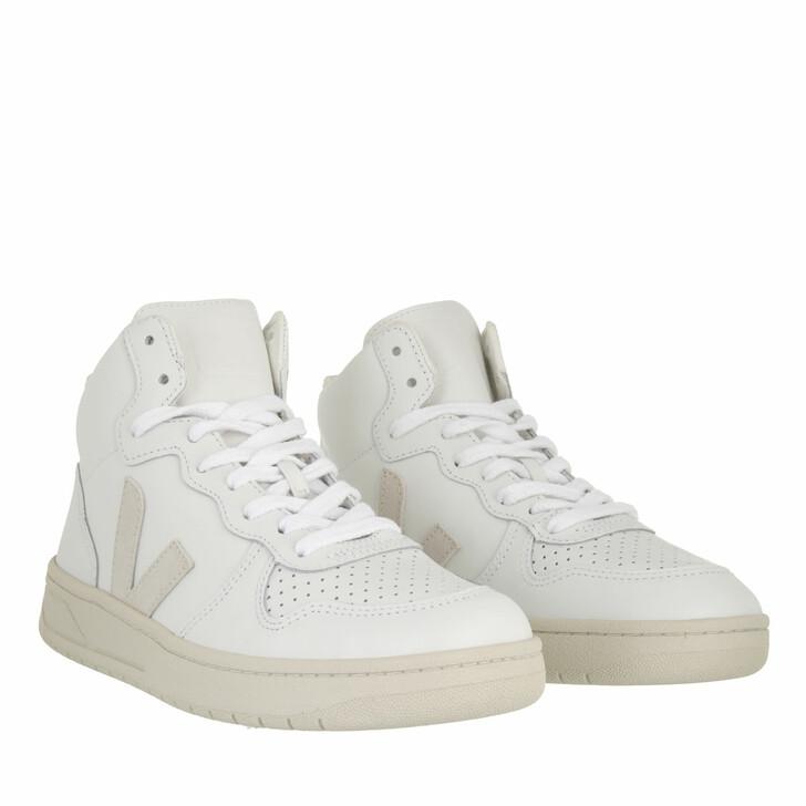 shoes, Veja, V-15 Leather  Extra-White Natural