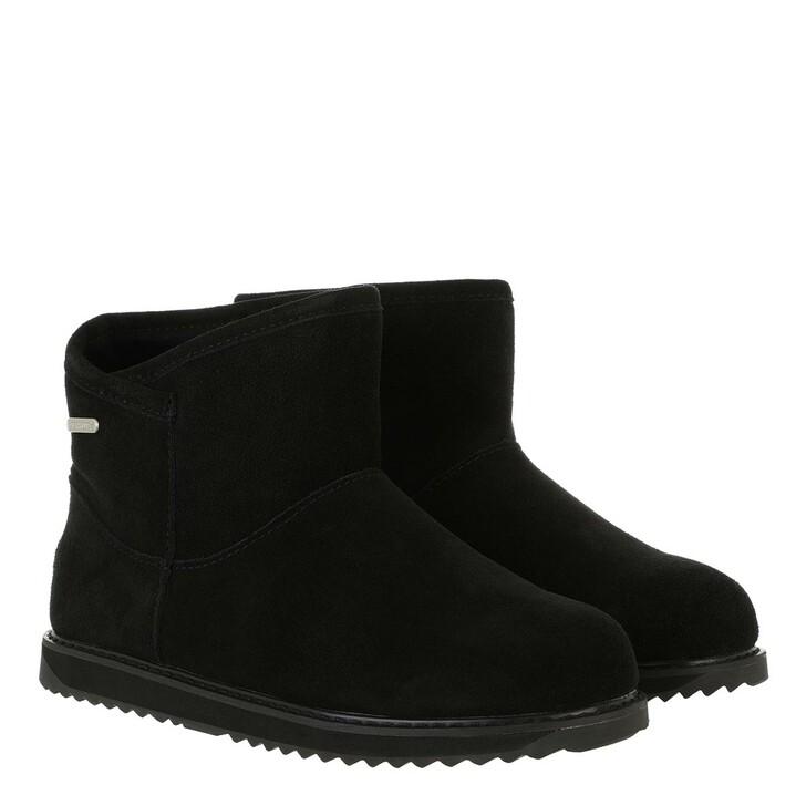 shoes, EMU Australia, Dofida Mini Boot Waterproof Black