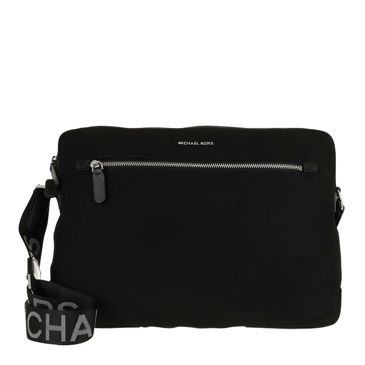bags, MICHAEL Michael Kors, Large Laptop Bag Black