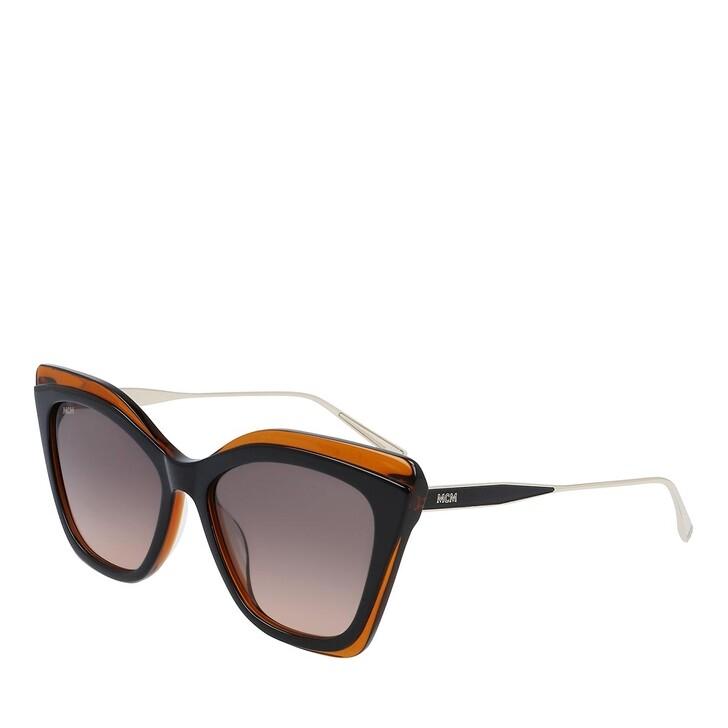 Sonnenbrille, MCM, MCM698S BLACK/IRON