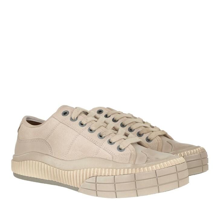 Schuh, Chloé, Logo Sneakers Beige