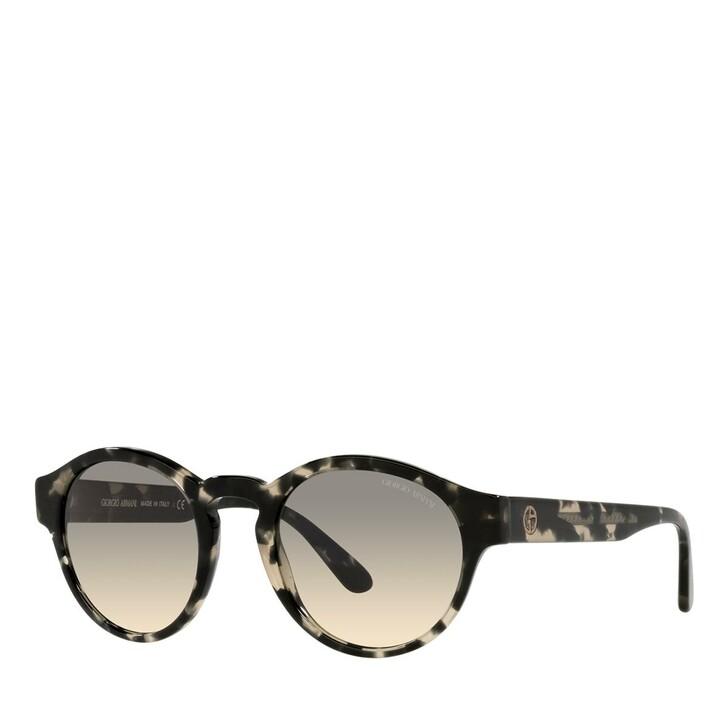sunglasses, Giorgio Armani, 0AR8146 Grey Havana