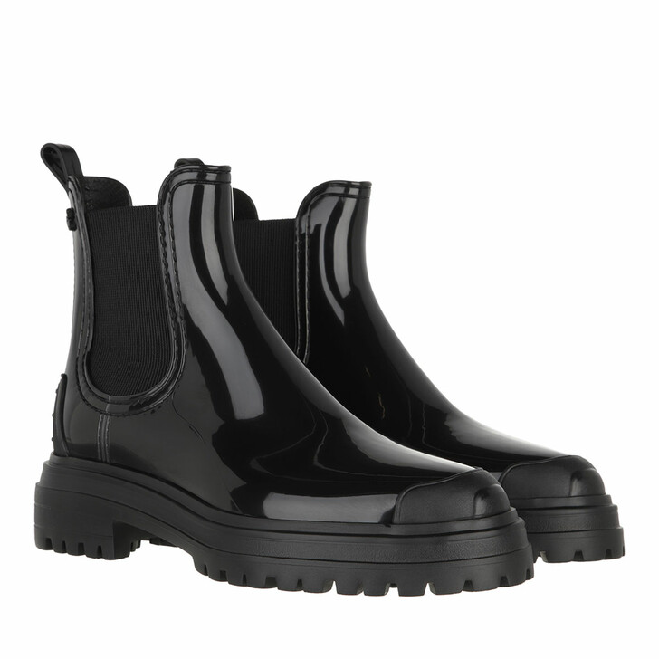 shoes, Lemon Jelly, Kinsley 01 Chelsea Boot Black