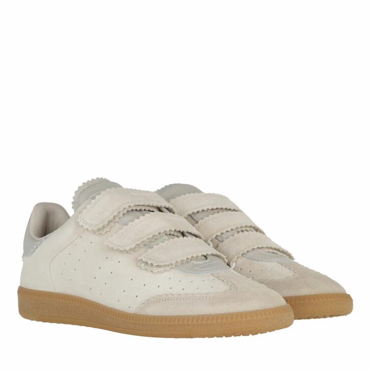 shoes, Isabel Marant, Beth Sneakers Ecru