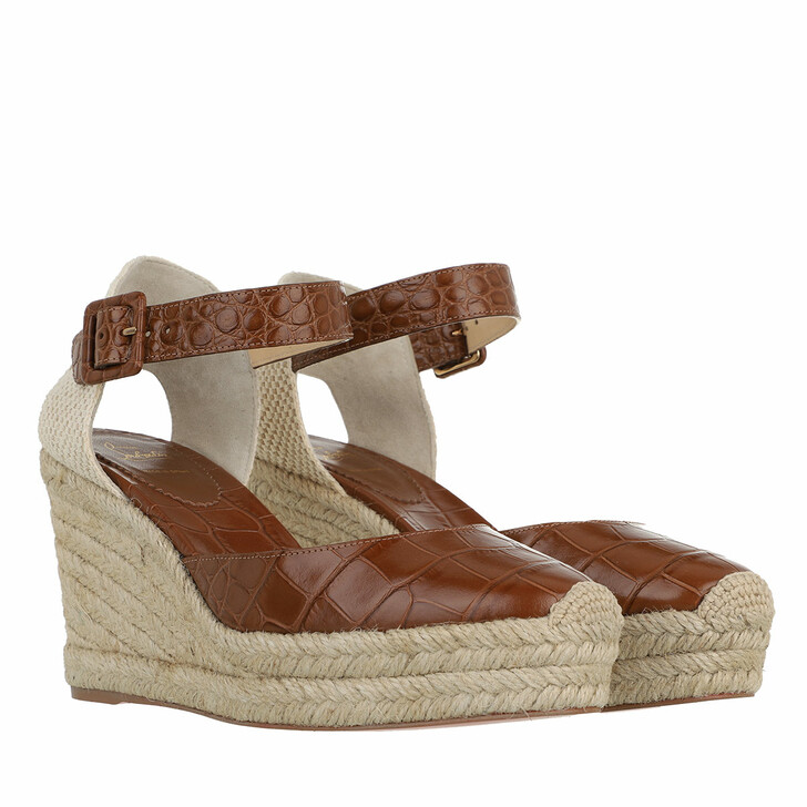 shoes, Christian Louboutin, Amelina Espadrille Wedges Biscotto