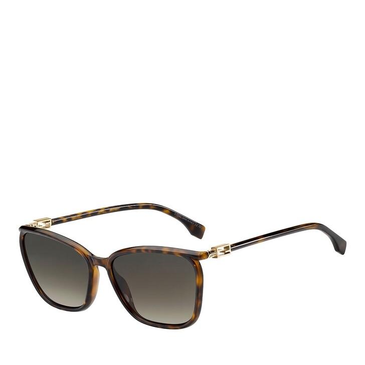 Sonnenbrille, Fendi, FF 0460/G/S HAVANA