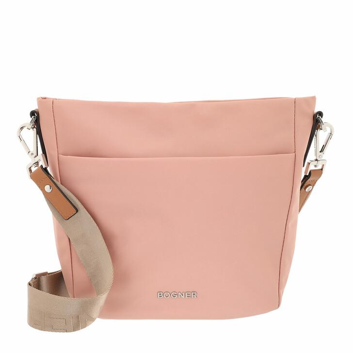 Handtasche, Bogner, Klosters Juna Shoulderbag Mvz rose