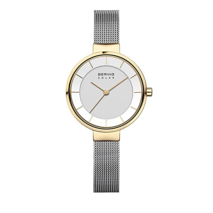 Uhr, Bering, Watch/Solar/Women Silver