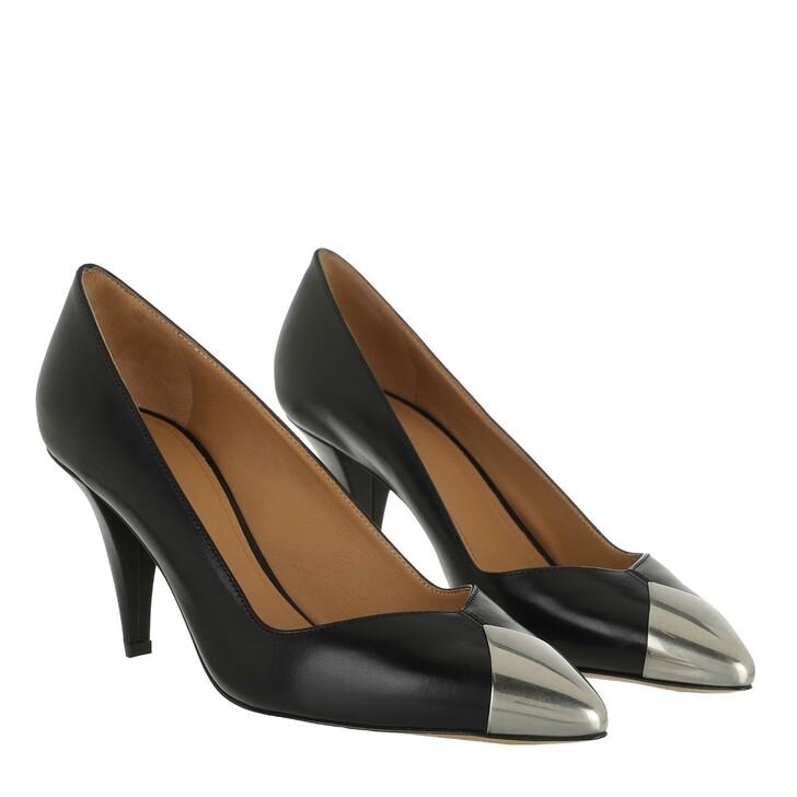 Schuh, Isabel Marant, Palda Pumps Leather Black