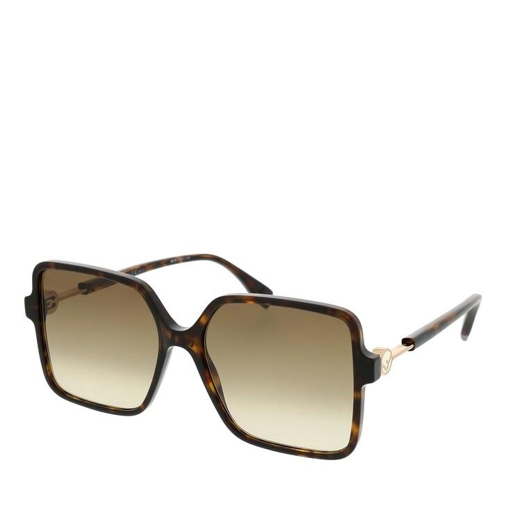 sunglasses, Fendi, FF 0411/S Sunglasses Dark Havana