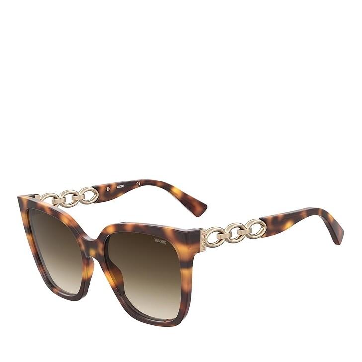 sunglasses, Moschino, MOS098/S HAVANA