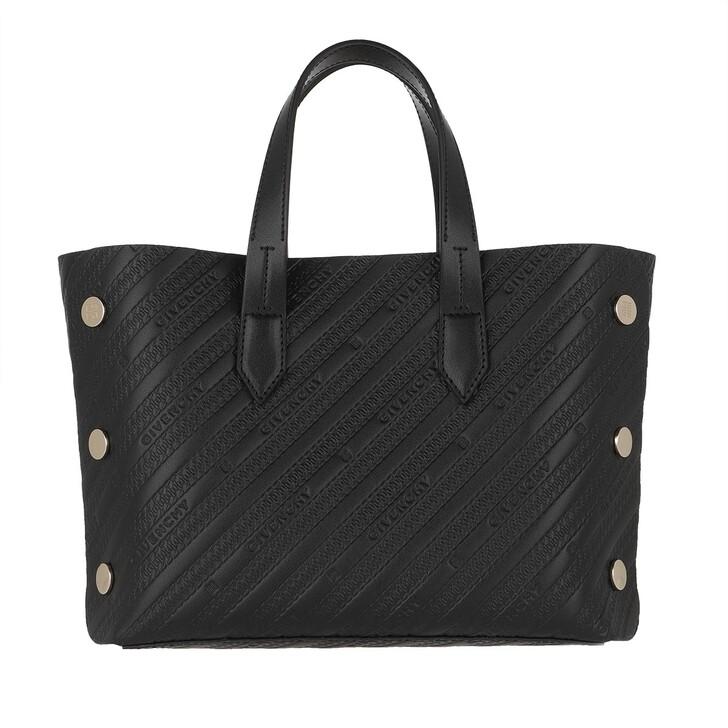 Handtasche, Givenchy, Mini Bond Shopper Black