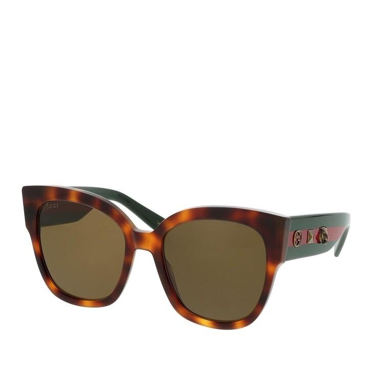 Sonnenbrille, Gucci, GG0059S 55 002