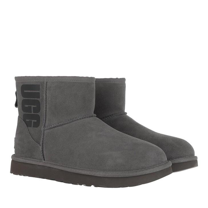 Schuh, UGG, Classic Boot GREY