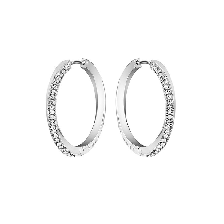 Ohrring, Boss, Earrings Silver