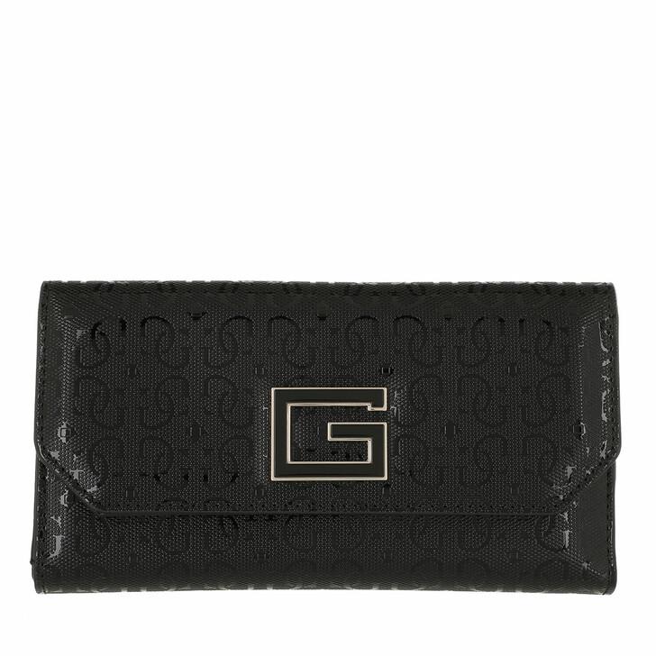 wallets, Guess, Blane Slg Pocket Trifold Black