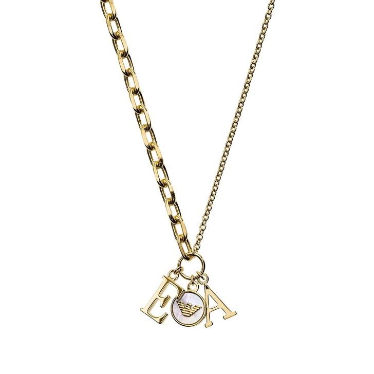 necklaces, Emporio Armani, Essential Necklace Gold