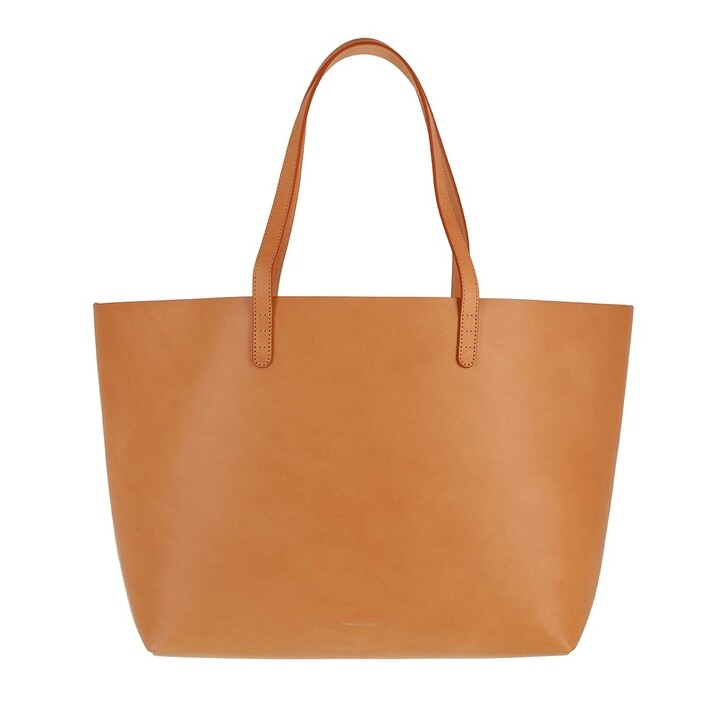 bags, Mansur Gavriel, Everyday Tote Large Leather Cammello/Rosa