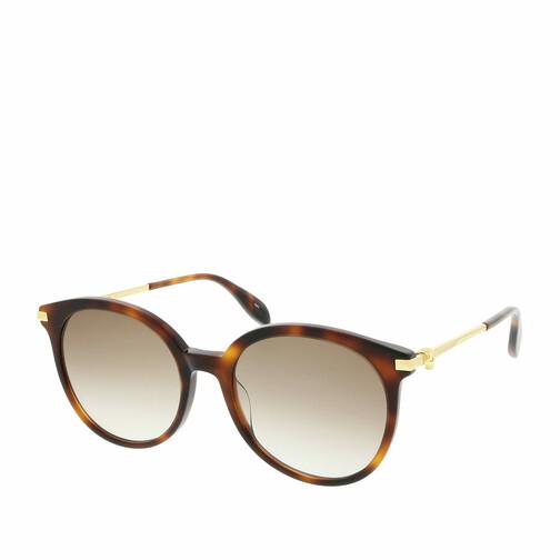 alexander mcqueen -  Sonnenbrille - AM0135S 54 - in bunt - für Damen
