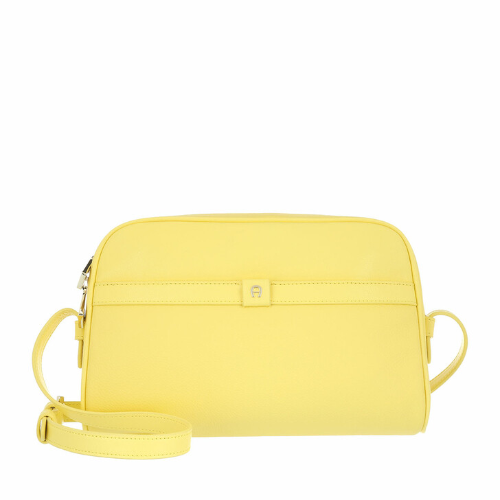 Handtasche, AIGNER, Adria Handle Bag Buttercup Yellow