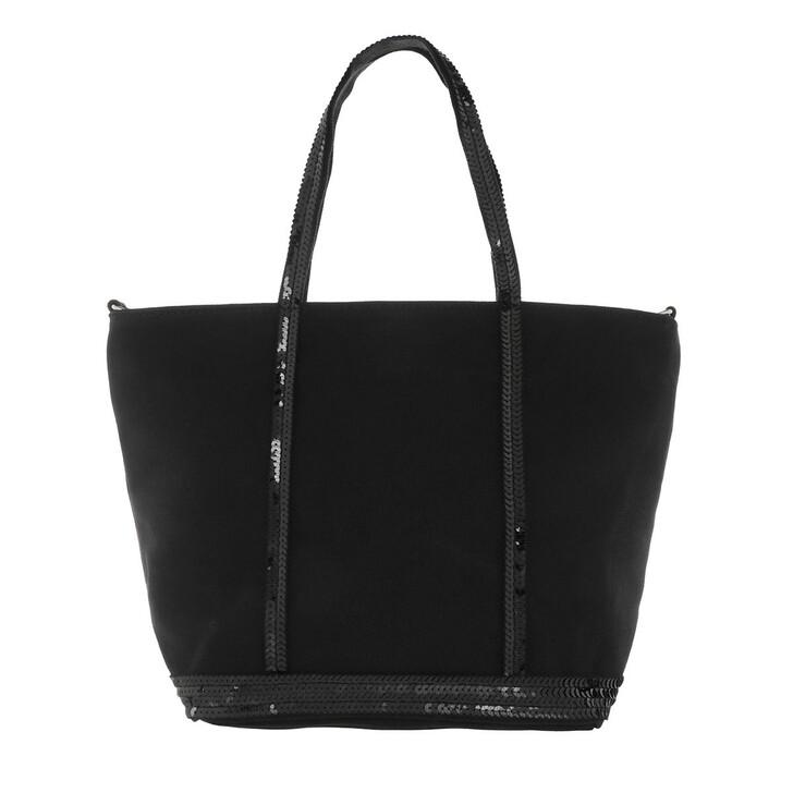 bags, Vanessa Bruno, Cabas Petit Tote Noir
