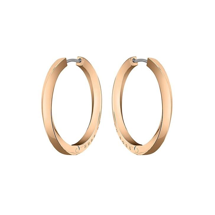 Ohrring, Boss, Earrings Rose Gold