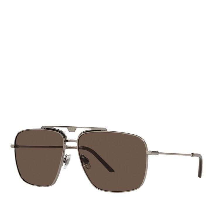 Sonnenbrille, Dolce&Gabbana, 0DG2264 BRONZE