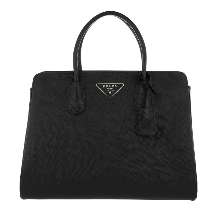 Handtasche, Prada, Shoulder Bag Leather Nero