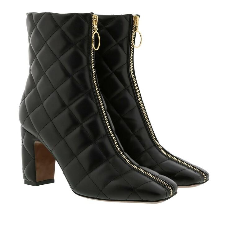 Schuh, L´Autre Chose, Ankle Boot Zip Nappa Black