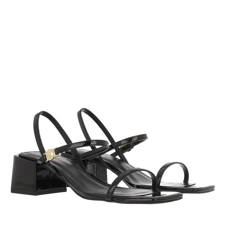 Schuh, Versace Jeans Couture, Linea Fondo Twiggy Sandal Black