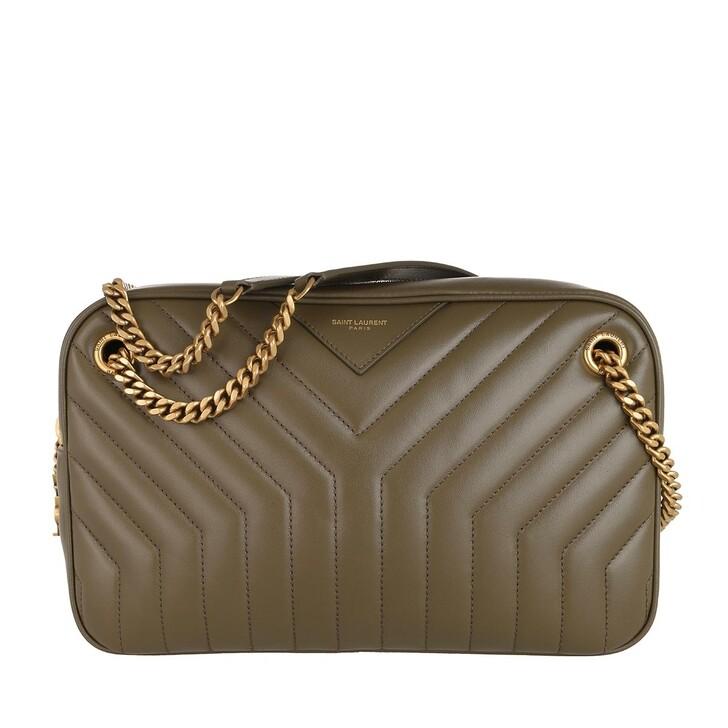 Handtasche, Saint Laurent, Joan Camera Bag Seaweed