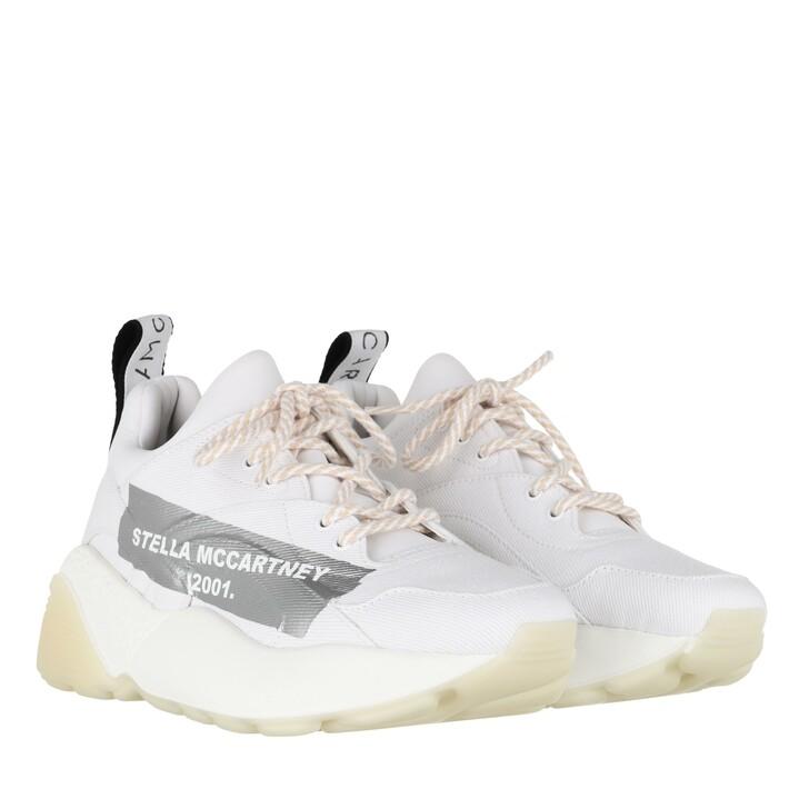 Schuh, Stella McCartney, Low Top Sneakers White