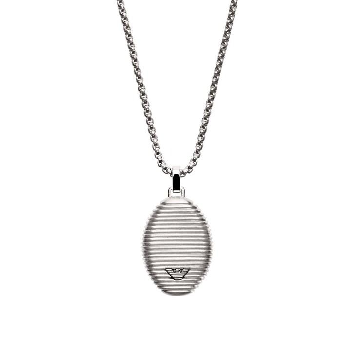 necklaces, Emporio Armani, EGS2654040 Men Necklace Silver
